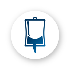apheresis bag icon